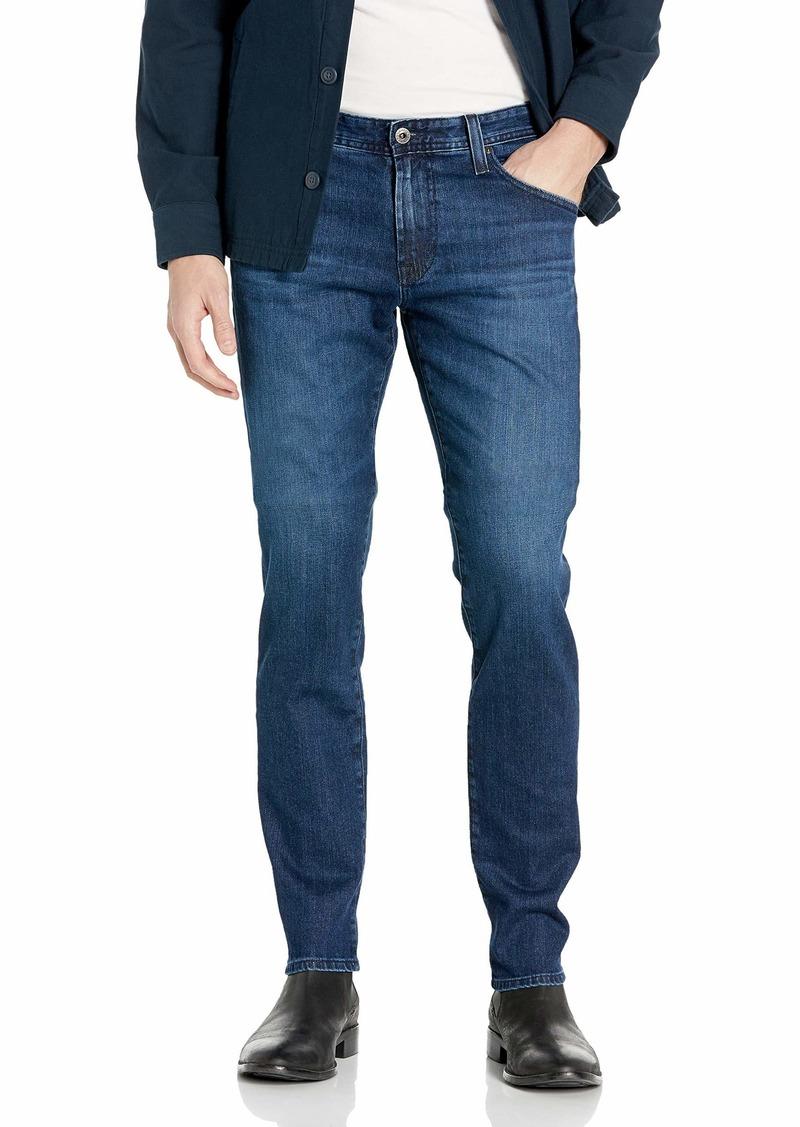 AG Adriano Goldschmied Men's The Tellis Modern Slim Leg Stretch Denim Jean  31W X 34L