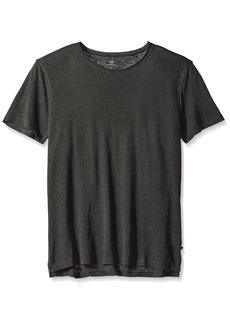AG Adriano Goldschmied Men's Theo S/s Crew in