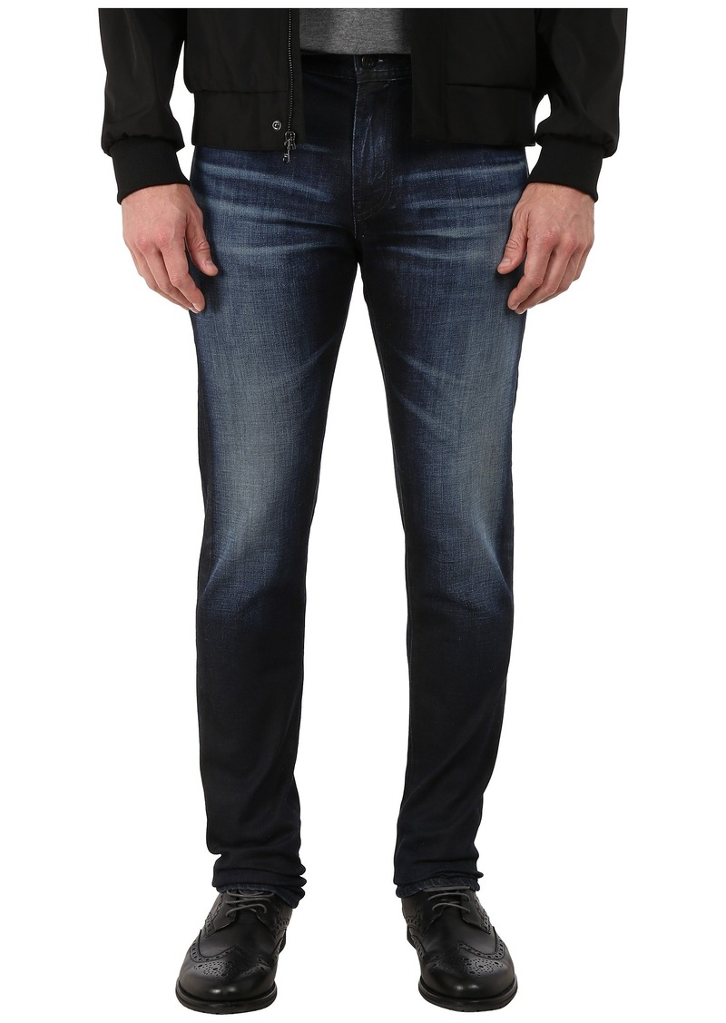 AG Adriano Goldschmied Nomad Modern Slim Leg Denim in 2 Years Canister
