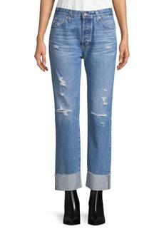 AG Adriano Goldschmied Sloan Vintage Straight Leg Jeans
