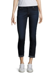 AG Adriano Goldschmied Stilt Roll-Up Skinny Jeans