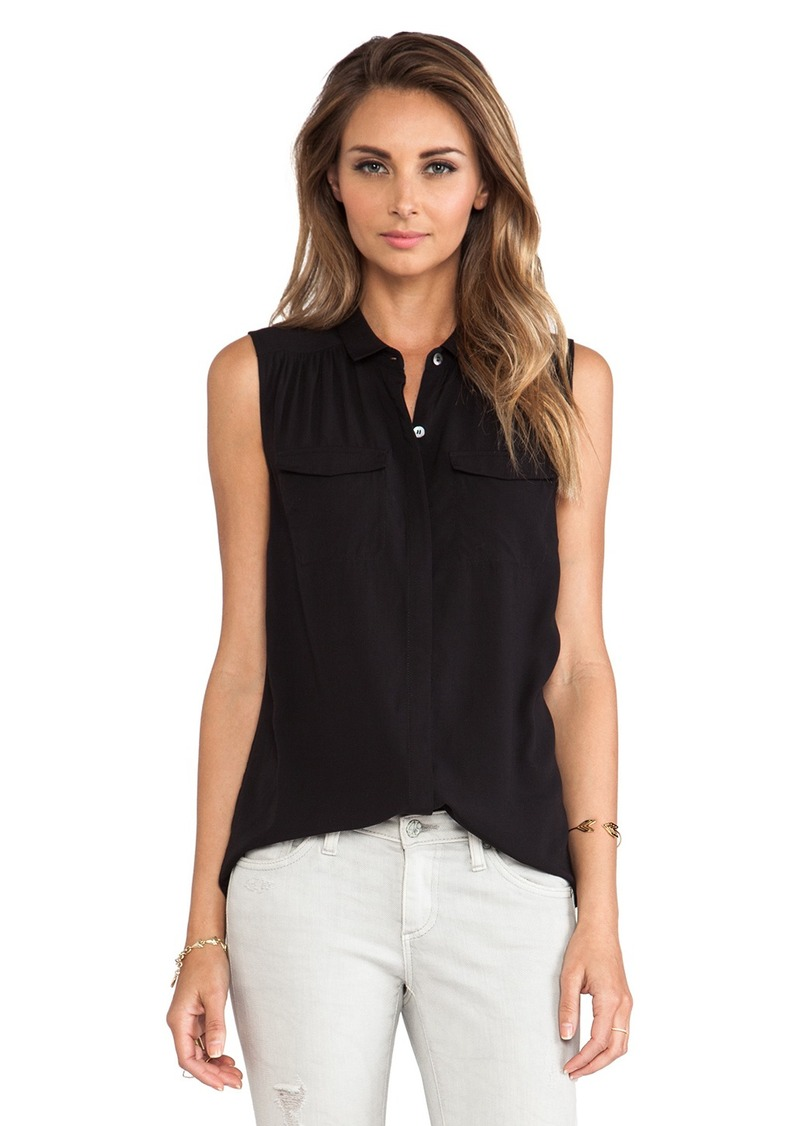 AG Adriano Goldschmied Sway Sleeveless Top