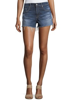 AG Adriano Goldschmied AG The Bryn Relaxed Cutoff Denim Shorts