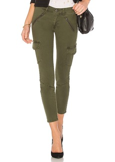 AG Adriano Goldschmied Whitt Tapered Pant in Olive. - size 24 (also in 27,28,29,30)