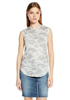 AG Adriano Goldschmied Women's Ashton Muscle Tee  X-Small