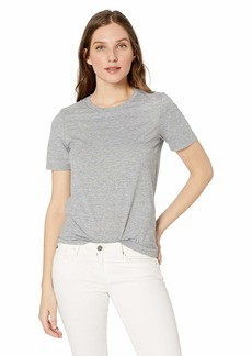 AG Adriano Goldschmied Women's Boy Tee  Extra Small