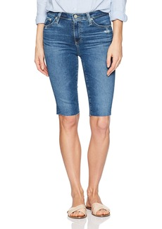 AG Adriano Goldschmied Women's Brooke Bermuda Jean Short