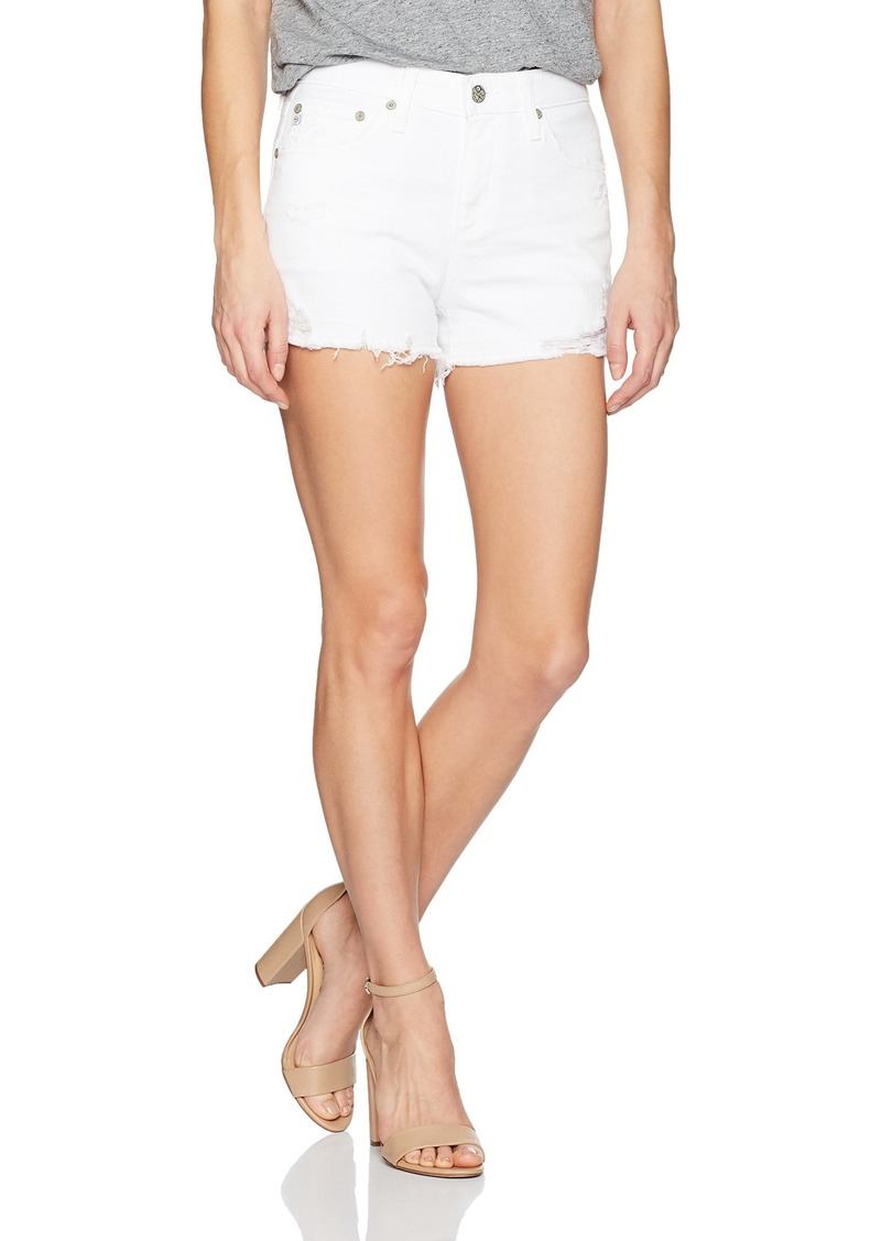 AG Adriano Goldschmied Women's Brynn Denim Short
