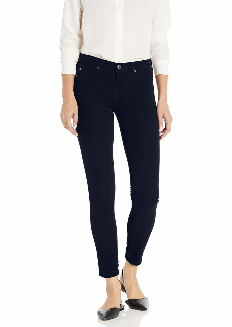 AG Adriano Goldschmied Women's Corduroy Legging Ankle