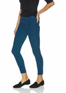 AG Adriano Goldschmied Women's Corduroy Legging Ankle Sulfur deep Abyss