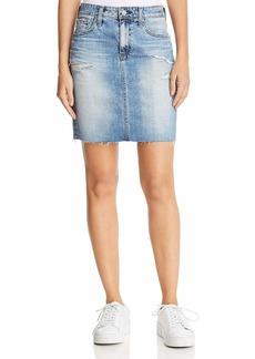 AG Adriano Goldschmied Women's Denim Erin Pencil Skirt
