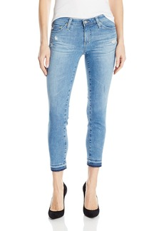 AG Adriano Goldschmied Women's Denim Stilt Crop Jean