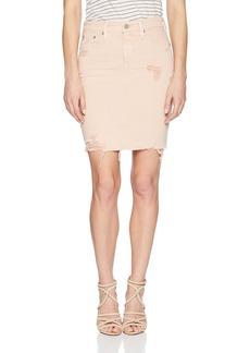 AG Adriano Goldschmied Women's Erin Pencil Skirt
