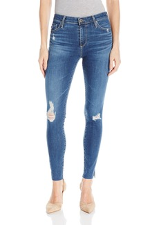 AG Adriano Goldschmied Women's Farrah Ankle High Rise Skinny Jean