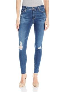 AG Adriano Goldschmied Women's Farrah Ankle High Rise Skinny Jean