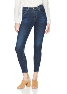 AG Adriano Goldschmied Women's Farrah High Rise Skinny Ankle Jean
