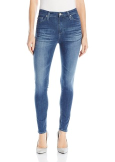 AG Adriano Goldschmied Women's Farrah High-Rise Skinny Jean in 13