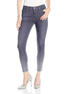 AG Adriano Goldschmied Women's Farrah Skinny Cropped Jean Echo sounding