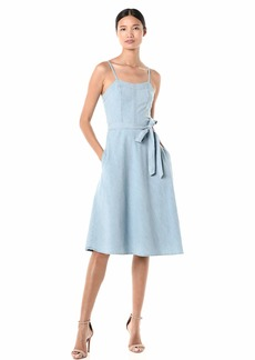 AG Adriano Goldschmied Women's Giselle Dress  Extra Small