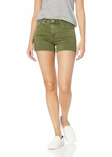 AG Adriano Goldschmied Women's Hailey Cut-Off Short
