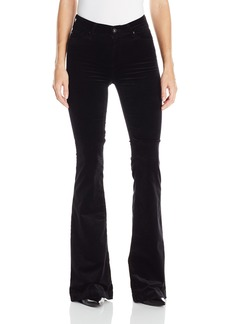 AG Adriano Goldschmied Women's Janis High Rise Flare Cord