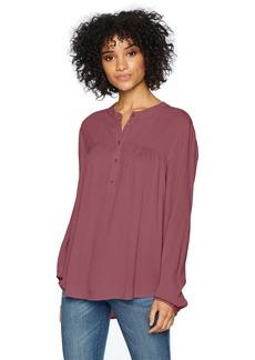 AG Adriano Goldschmied Women's Jess Shirt  L