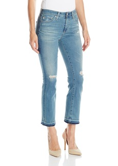 AG Adriano Goldschmied Women's Jodi Cropped Jean  28