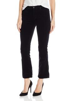 AG Adriano Goldschmied Women's Jodi Velvet Crop Jean