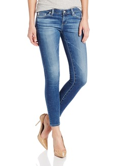 AG Adriano Goldschmied Women's Legging Ankle Jeans /Blue