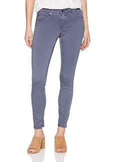 AG Adriano Goldschmied Women's Legging Ankle Sateen immersed Dolphin Blue