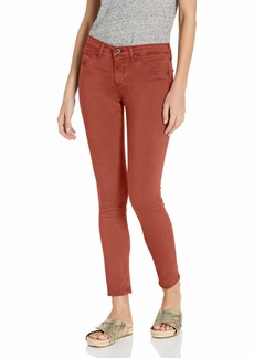 AG Adriano Goldschmied Women's Legging Ankle Sateen immersed raw Sienna