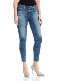 AG Adriano Goldschmied Women's The Legging Ankle Super Skinny Jean 9 Years infuse
