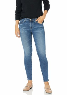 AG Adriano Goldschmied Women's Legging Super Skinny Fit Ankle Jean 15Yrs Perpetual