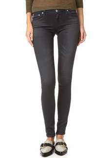 AG Adriano Goldschmied Women's Legging Super Skinny Low-Rise Jean