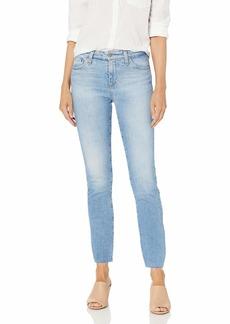 AG Adriano Goldschmied Women's MARI HIGH-Rise Slim FIT Straight Leg Jean