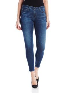 AG Adriano Goldschmied Women's Middi Ankle Mid Rise Skinny Jean