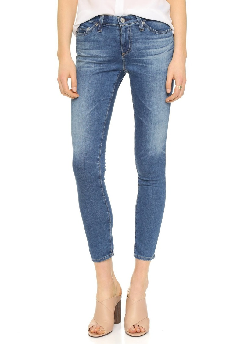 AG Adriano Goldschmied Women's Midi Ankle Jean