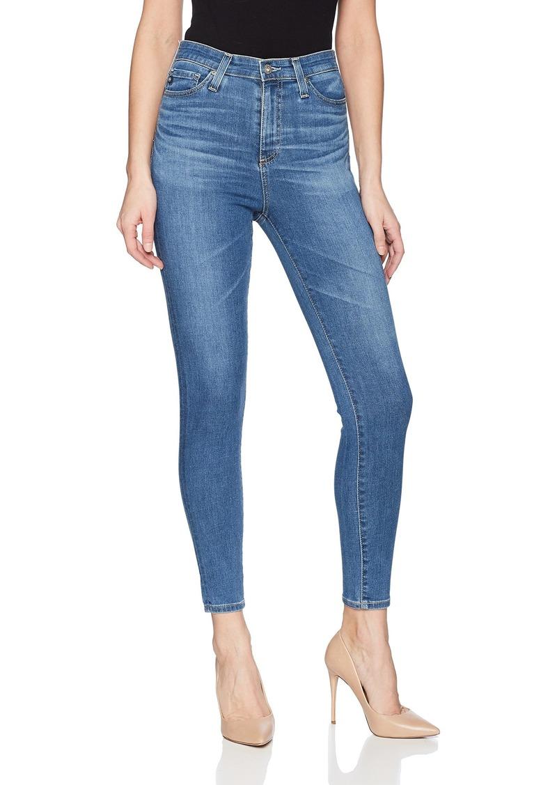 AG Adriano Goldschmied Women's Mila Ankle Skinny Jean