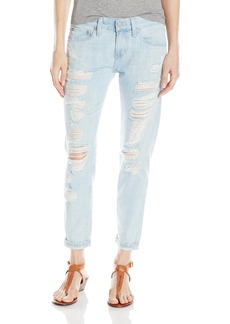AG Adriano Goldschmied Women's Nikki Relaxed Skinny Crop Jean 18