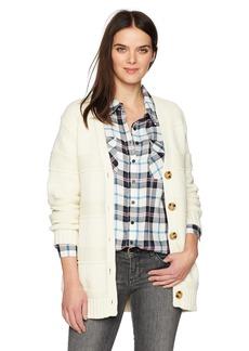 AG Adriano Goldschmied Women's Pandora Cardigan  S