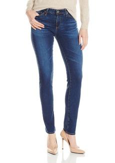 AG Adriano Goldschmied Women's Prima Mid-Rise Cigarette Leg Jean