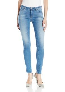 AG Adriano Goldschmied Women's Prima Mid-Rise Cigarette Leg Jeans