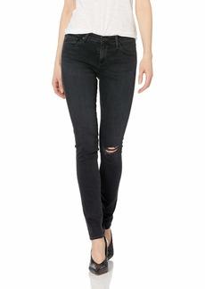 AG Adriano Goldschmied Women's Prima Mid-Rise Cigarette Leg Skinny Fit Jean
