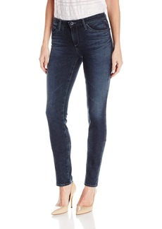 AG Adriano Goldschmied Women's Prima Mid-Rise Clean Cigarette Jean
