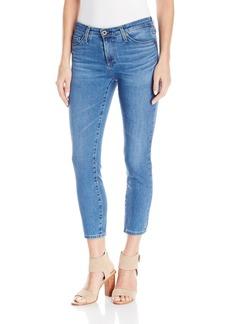 AG Adriano Goldschmied Women's Prima Mid Rise Crop Jean