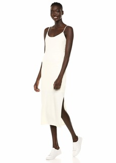 AG Adriano Goldschmied Women's Quail Dress Ivory dust L