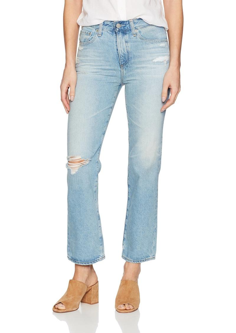 AG Adriano Goldschmied Women's Rhett Vintage High Waist Jean