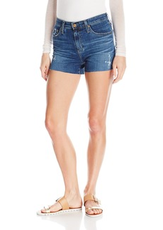 AG Adriano Goldschmied Women's Sadie High Rise Short