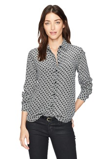 AG Adriano Goldschmied Women's Sandra Shirt  S