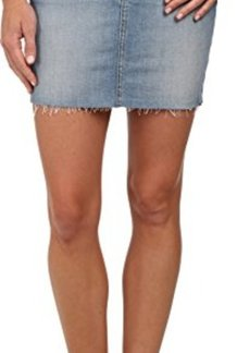AG Adriano Goldschmied Women's Sandy Mini Skirt 15